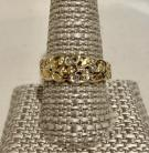 Man's Natural Nugget Ring RM210D9