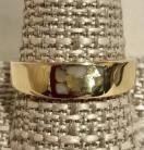 Man's Natural Gold in Quartz Band RM652Q