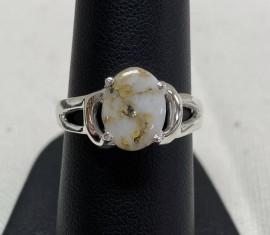 Good In Quartz Ring RL1023Q