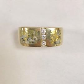 Mens Quartz Ring RM501D21Q
