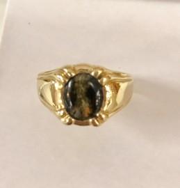 Mens Quartz Ring RM791MG