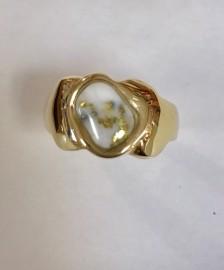 Mens Quartz Ring RM654XNQ