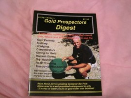 Gold Prospectors Digest