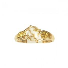 Ladies Quartz Ring RL253Q
