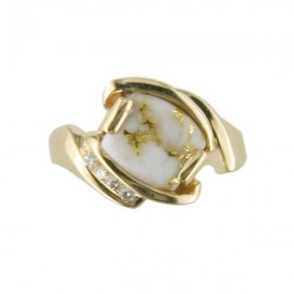 Ladies Quartz Ring RL589D6Q