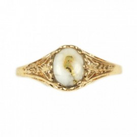 Ladies Quartz Ring RL790Q