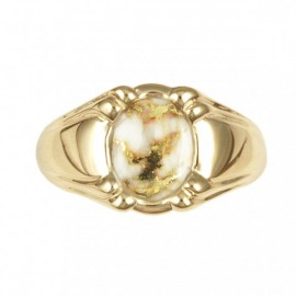 Mens Quartz Ring RM791Q