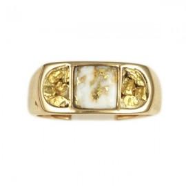 Mens Quartz Ring RM816NQ