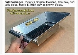 Flow Pan with New Con Box