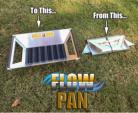 Gold Hog Flow Pan