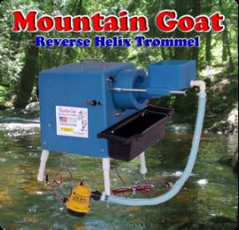 Mountain Goat Trommel