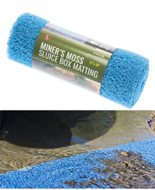 12x36 Blue Miner's Moss