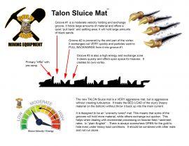 Talon Gold Hog Matting